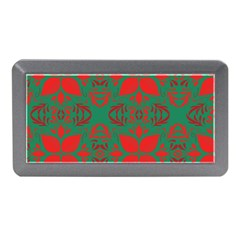 Christmas Background Memory Card Reader (mini) by Celenk
