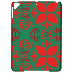 Christmas Background Apple Ipad Pro 9 7   Hardshell Case by Celenk