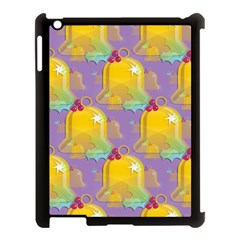 Seamless Repeat Repeating Pattern Apple Ipad 3/4 Case (black) by Celenk
