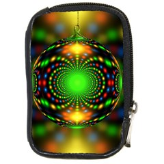 Christmas Ornament Fractal Compact Camera Cases