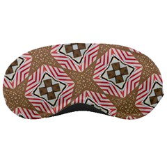 Pattern Texture Moroccan Print Sleeping Masks by Celenk