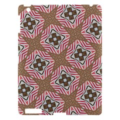 Pattern Texture Moroccan Print Apple Ipad 3/4 Hardshell Case by Celenk