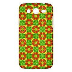 Pattern Texture Christmas Colors Samsung Galaxy Mega 5 8 I9152 Hardshell Case  by Celenk