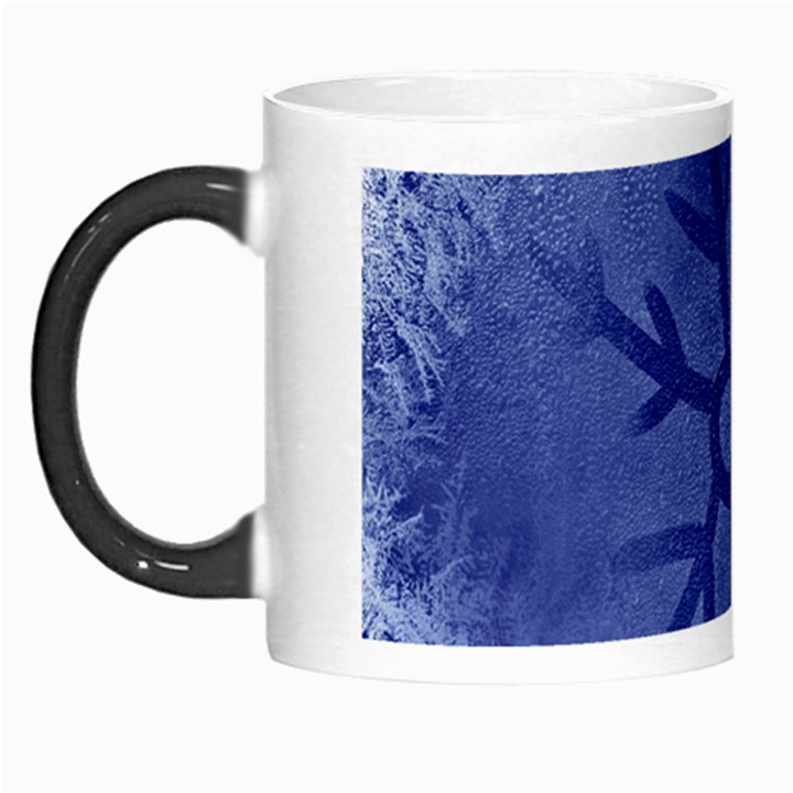 Winter Hardest Frost Cold Morph Mugs