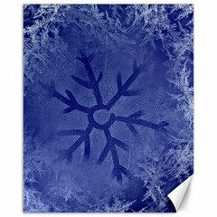 Winter Hardest Frost Cold Canvas 16  X 20   by Celenk