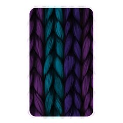 Background Weave Plait Blue Purple Memory Card Reader