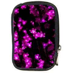Abstract Background Purple Bright Compact Camera Cases