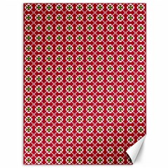 Christmas Wrapping Paper Canvas 36  X 48   by Celenk