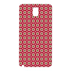 Christmas Wrapping Paper Samsung Galaxy Note 3 N9005 Hardshell Back Case by Celenk