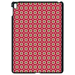 Christmas Wrapping Paper Apple Ipad Pro 9 7   Black Seamless Case by Celenk