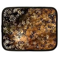 Star Sky Graphic Night Background Netbook Case (xxl)  by Celenk
