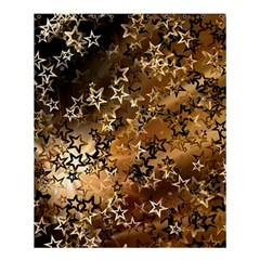 Star Sky Graphic Night Background Shower Curtain 60  X 72  (medium)  by Celenk