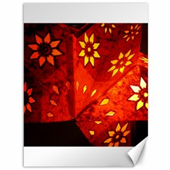 Star Light Christmas Romantic Hell Canvas 36  X 48   by Celenk