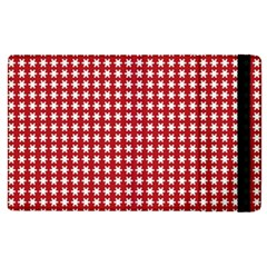 Christmas Paper Wrapping Paper Apple Ipad 2 Flip Case