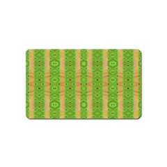 Seamless Tileable Pattern Design Magnet (name Card) by Celenk