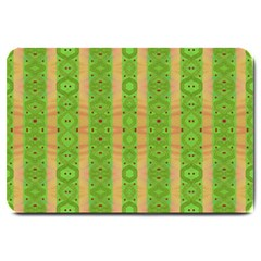 Seamless Tileable Pattern Design Large Doormat  by Celenk