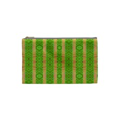 Seamless Tileable Pattern Design Cosmetic Bag (small)  by Celenk
