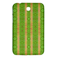 Seamless Tileable Pattern Design Samsung Galaxy Tab 3 (7 ) P3200 Hardshell Case  by Celenk