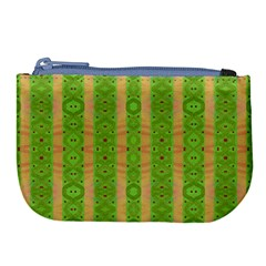 Seamless Tileable Pattern Design Large Coin Purse by Celenk