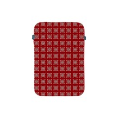 Christmas Paper Wrapping Paper Apple Ipad Mini Protective Soft Cases by Celenk