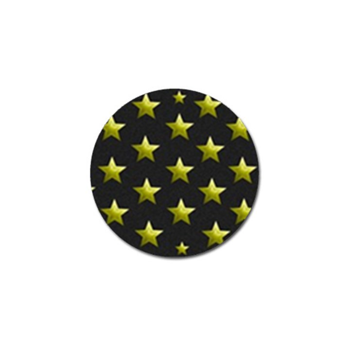 Stars Backgrounds Patterns Shapes Golf Ball Marker (4 pack)