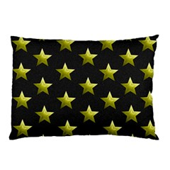 Stars Backgrounds Patterns Shapes Pillow Case (two Sides) by Celenk