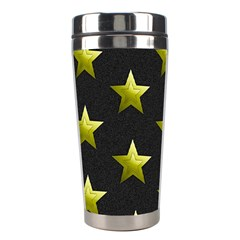 Stars Backgrounds Patterns Shapes Stainless Steel Travel Tumblers by Celenk
