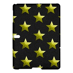Stars Backgrounds Patterns Shapes Samsung Galaxy Tab S (10 5 ) Hardshell Case  by Celenk