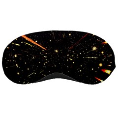 Star Sky Graphic Night Background Sleeping Masks by Celenk