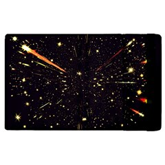 Star Sky Graphic Night Background Apple Ipad 2 Flip Case