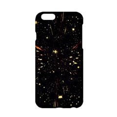 Star Sky Graphic Night Background Apple Iphone 6/6s Hardshell Case by Celenk