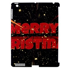 Star Sky Graphic Night Background Apple Ipad 3/4 Hardshell Case (compatible With Smart Cover) by Celenk