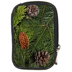 Branch Christmas Cone Evergreen Compact Camera Cases by Celenk
