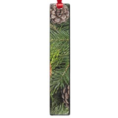 Branch Christmas Cone Evergreen Large Book Marks by Celenk