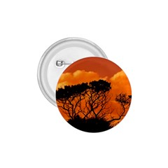Trees Branches Sunset Sky Clouds 1 75  Buttons by Celenk