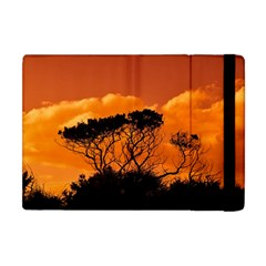 Trees Branches Sunset Sky Clouds Apple Ipad Mini Flip Case by Celenk