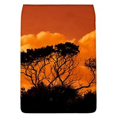 Trees Branches Sunset Sky Clouds Flap Covers (l)  by Celenk