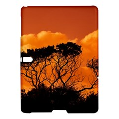 Trees Branches Sunset Sky Clouds Samsung Galaxy Tab S (10 5 ) Hardshell Case  by Celenk