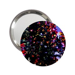 Abstract Background Celebration 2 25  Handbag Mirrors