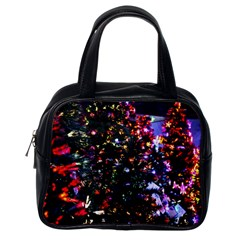 Abstract Background Celebration Classic Handbags (one Side) by Celenk