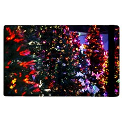 Abstract Background Celebration Apple Ipad 2 Flip Case by Celenk