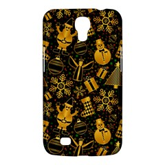 Christmas Background Samsung Galaxy Mega 6 3  I9200 Hardshell Case by Celenk