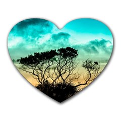 Trees Branches Branch Nature Heart Mousepads