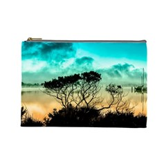 Trees Branches Branch Nature Cosmetic Bag (large)  by Celenk