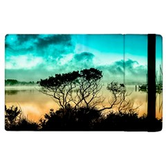 Trees Branches Branch Nature Apple Ipad 2 Flip Case by Celenk