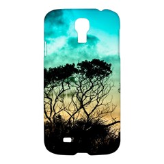 Trees Branches Branch Nature Samsung Galaxy S4 I9500/i9505 Hardshell Case by Celenk
