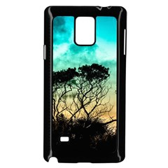 Trees Branches Branch Nature Samsung Galaxy Note 4 Case (black) by Celenk