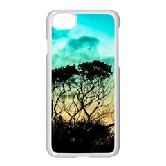 Trees Branches Branch Nature Apple Iphone 8 Seamless Case (white)