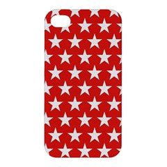 Star Christmas Advent Structure Apple Iphone 4/4s Hardshell Case by Celenk