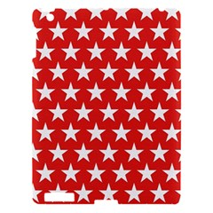 Star Christmas Advent Structure Apple Ipad 3/4 Hardshell Case by Celenk